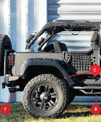 halo theme jeep a tactical jk from west palm beach jeep parts guide