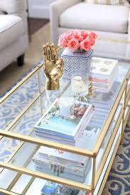 Living Room Coffee Tables by Best 20 Glass Table Redo Ideas On Pinterest Vintage Sewing