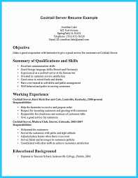 serving resume exles server resume exles lovely server resume restaurant server resume