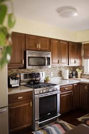 Update Kitchen Cabinets On A Budget Budget Kitchen Update For Under 30 Changing Cabinet Hardware For