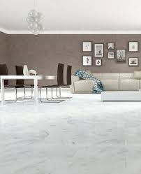 Carrara Marble Floor Tile White Marble Effect Floor Tiles