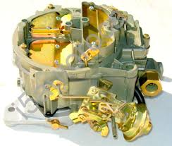 edelbrock 350 chevy carburetor ebay