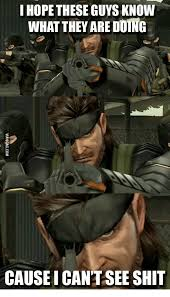 Metal Gear Solid Meme - 25 best memes about metal gear solid 5 avatar metal gear