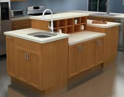 Kitchen Island With Trash Bin Medium Size Of Alone Kitchen Island Garbage Bins Center Long With