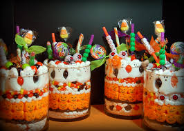 Halloween Jars Crafts by Eye