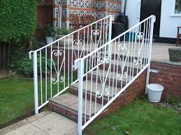 stairs interesting outside stair railing excellent outside stair