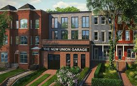 Garage Homes New Union Garage Unique Homes Now Selling In Dc