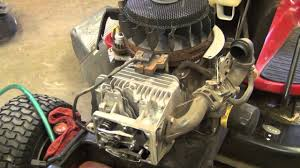 briggs and stratton cylinder head gasket replacement youtube