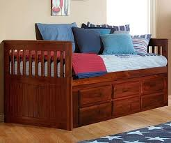 kids captain bed discovery world furniture merlot rake captains bed 2835 6 merlot
