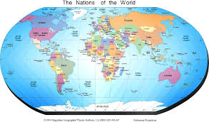 World Map Of Continents And Oceans by Continents Lessons Tes Teach