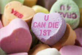 valentines heart candy sayings s s candy hearts thrillist