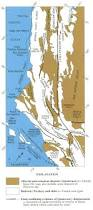 San Andreas Fault Line Map Geology Cafe Com