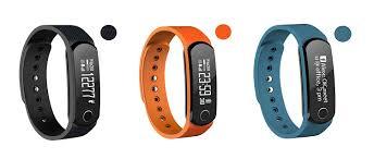 i got u smart q band 62 activity exercise step tracker amazon co