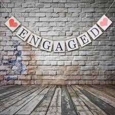 Home Engagement Decoration Ideas Best 25 Engagement Banner Ideas On Pinterest Diy Engagement
