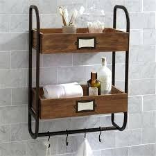 Wrought Iron Bathroom Shelves Wrought Iron Shelves Bemine Co