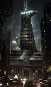if the avengers movie were real then stark tower would take the
