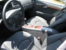 mercedes benz e class interior 2006 2007 mercedes benz e350 4matic improving upon perfection