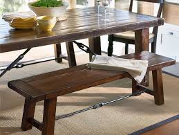 Bench Seating For Dining Room by Bench Dining Room Sets Bench Seating Wonderful Dining Bench Seat