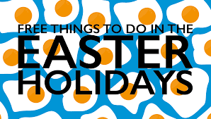 free things to do in the easter holidays