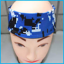 headbands that stay in place 2017 baseball softball sports headbands set elastic