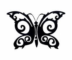 3d black butterfly designs
