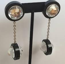 dramatic earrings judith hendler earring style ml 16e6 judith hendler jewelry