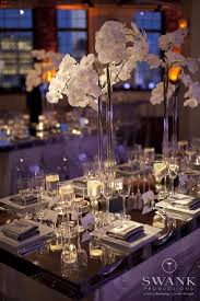 city wedding decorations 66 best reflective surfaces centerpiece table mirrors images on