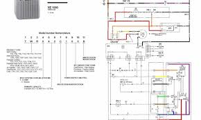 trane 3 ton 16 seer installation wiring diagram trane 4tyk16