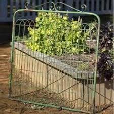 antique iron gate enchanted garden pinterest iron gates