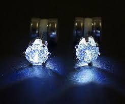 led earrings led earrings