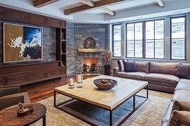 Traditional Tudor Style Home With French Interiors Contemporary - Tudor home interior design