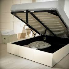 4ft small double storage beds