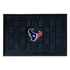 Houston Texans Flags Fanmats Houston Texans 18 In X 30 In Door Mat 11441 The Home Depot