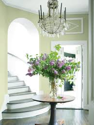 sherwin williams aloe staircase interiors by color
