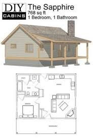 blueprints for cabins maybe widen second for bunks or add a loft space with small beds