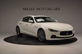 maserati ghibli key 2017 maserati ghibli s q4 ex loaner stock m1756 for sale near