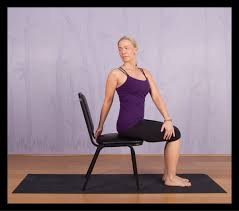 Chair Yoga Poses Chair Yoga For Seniors 30 Minute Workout Chair Yoga Poses For
