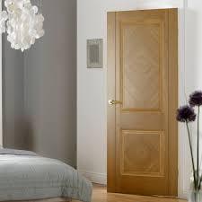 Interior Veneer Doors Madrid Oak Veneer Door With Lacquer Pre Finishing Lpd Panel Doors