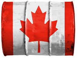Giant Canadian Flag Can Canadian Oil And Gas Cope At 50 Oil Oil U0026 Gas Financial