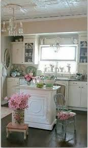 Kitchen Ideas For Small Kitchens by 35 Awesome Shabby Chic Kitchen Designs Accessories And Decor