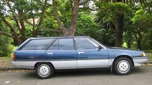 curbside classic 1989 91 mitsubishi magna elite wagon u2013 a more