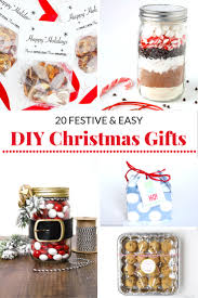 20 festive and easy diy christmas gift ideas mommy moment