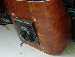Plycraft Eames Chair Eames Replacement Tilting Mechanism