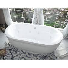 Oval Bathtub Best 25 Bathtub With Jets Ideas On Pinterest Whirlpool Bathtub