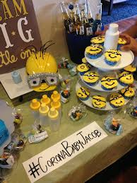 minion baby shower decorations minion baby shower ideas image collections baby shower ideas