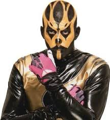 Goldust Halloween Costume Bizarre Brilliant Wrestling Amino