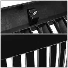 Dodge Ram Truck Grills - 01 dodge ram pickup vertical bar style front black grill kit