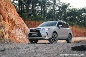 rally subaru forester driven subaru forester 2 0 xt the perfect family roader for the