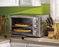 Kitchen Countertop Size - hamilton beach kitchen countertop convection oven model 31103