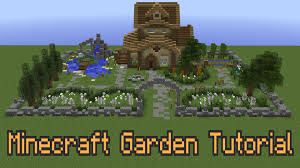 how to improve your minecraft garden minecraft ideas